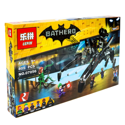 Конструктор Lepin 07056 / Batman Movie Скатлер (аналог LEGO 70908, 775 дет.) - 3