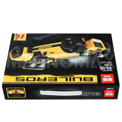 Конструктор Lepin 21008 / Idea Caterham Seven 620R (аналог LEGO 21307, 771 дет.) - 5